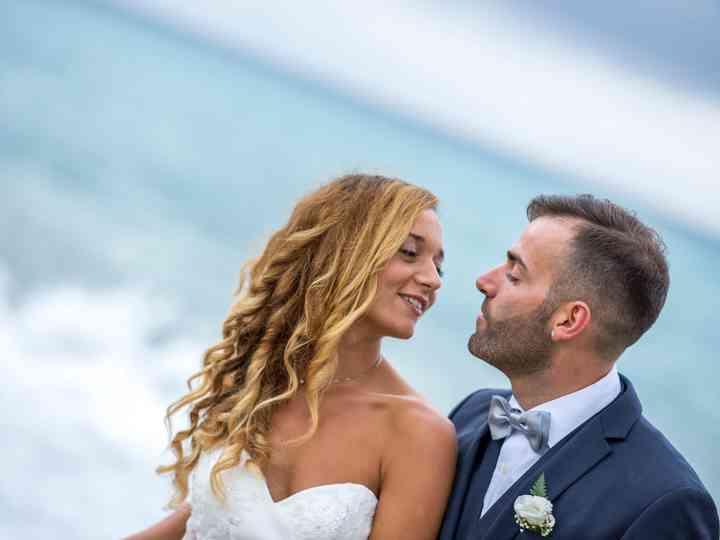 Le nozze di Giulia e Carmine
