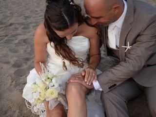 Le nozze di Lucia e Santos