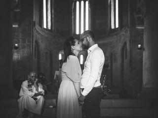 Le nozze di Maria Letizia e Fabio