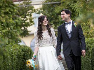 Le nozze di Jessica e Marco 1