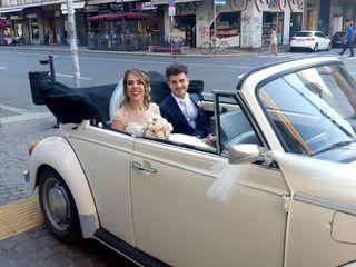 Le nozze di Tiziana e Vittorio