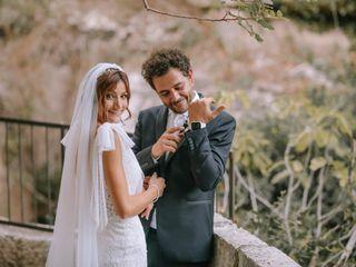 Le nozze di Paolo e Giulia