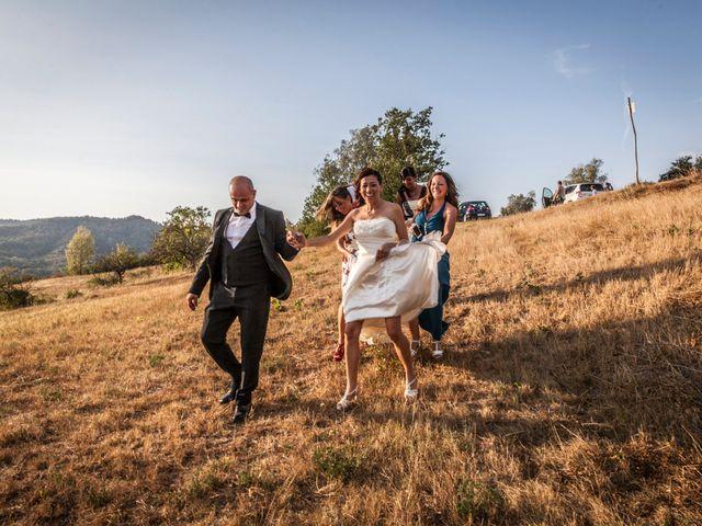 Le nozze di Sonia e Maurizio