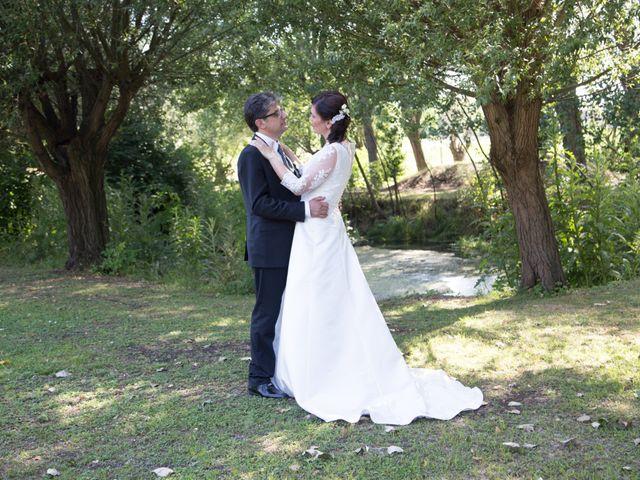 le nozze di Mirella e Fabio