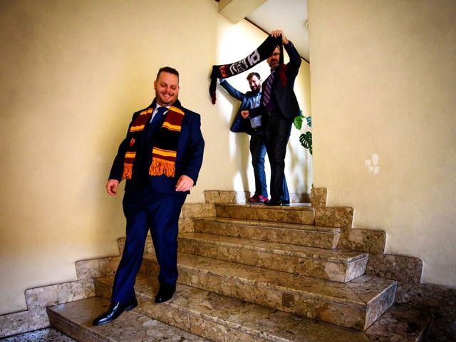 Il matrimonio di Stefano e Alessandra a Roma, Roma 5