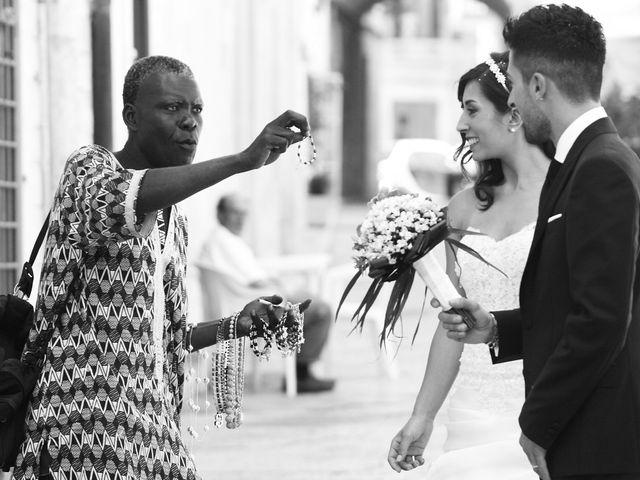 Il matrimonio di Giuseppe e Maria a Barletta, Bari 15