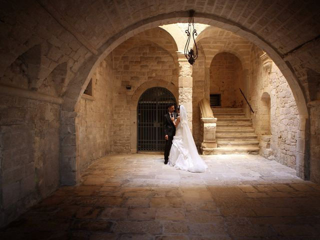Il matrimonio di Giuseppe e Maria a Barletta, Bari 17