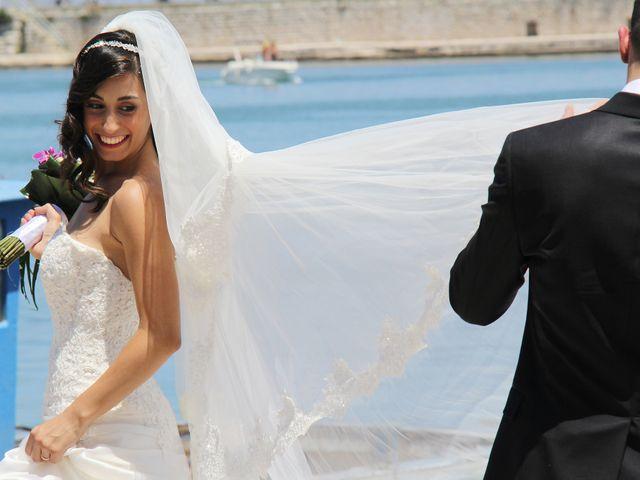 Il matrimonio di Giuseppe e Maria a Barletta, Bari 18