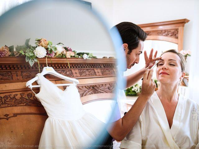 Il matrimonio di Alessandro e Eleonora a Urbino, Pesaro - Urbino 6