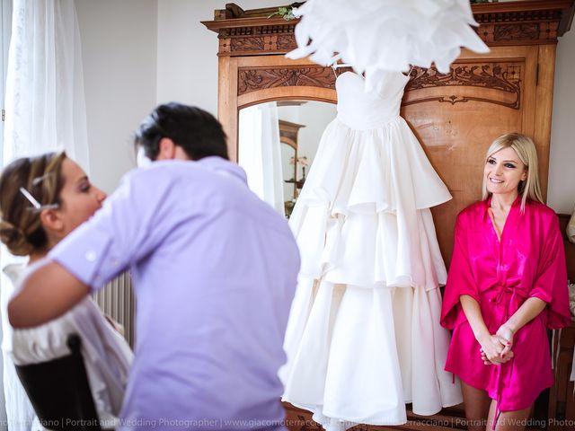 Il matrimonio di Alessandro e Eleonora a Urbino, Pesaro - Urbino 13