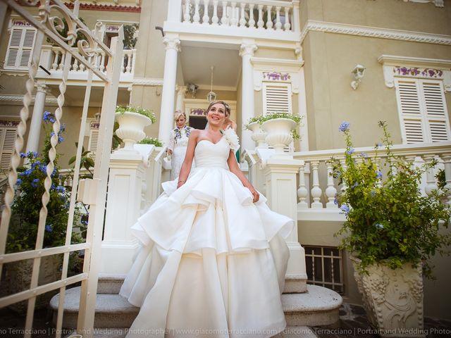Il matrimonio di Alessandro e Eleonora a Urbino, Pesaro - Urbino 35