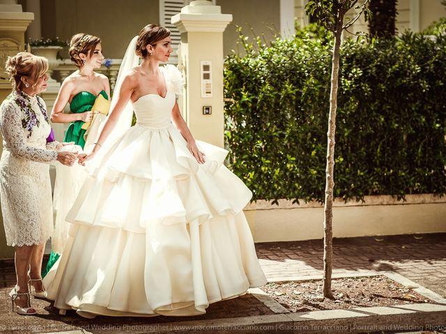 Il matrimonio di Alessandro e Eleonora a Urbino, Pesaro - Urbino 36