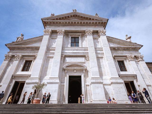 Il matrimonio di Alessandro e Eleonora a Urbino, Pesaro - Urbino 38