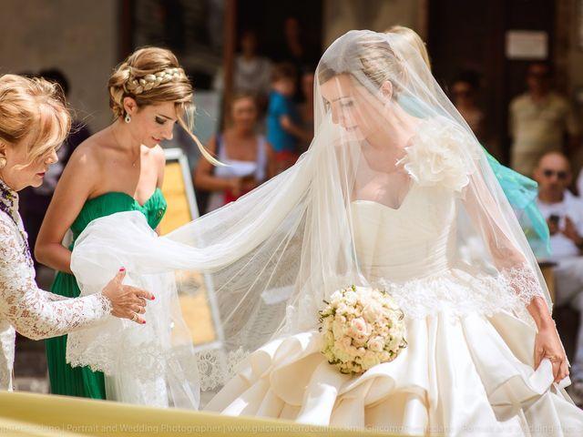 Il matrimonio di Alessandro e Eleonora a Urbino, Pesaro - Urbino 41