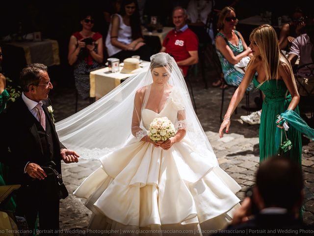 Il matrimonio di Alessandro e Eleonora a Urbino, Pesaro - Urbino 43
