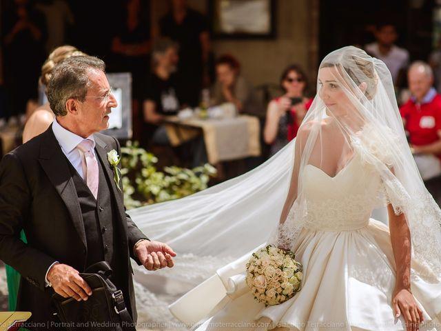 Il matrimonio di Alessandro e Eleonora a Urbino, Pesaro - Urbino 44