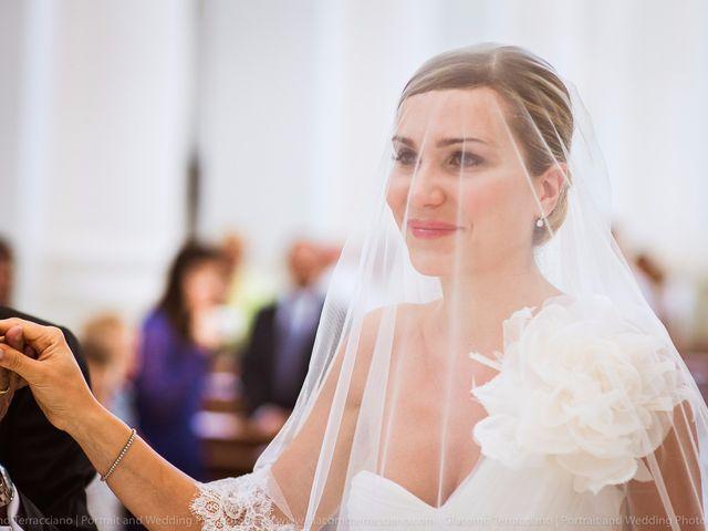 Il matrimonio di Alessandro e Eleonora a Urbino, Pesaro - Urbino 49