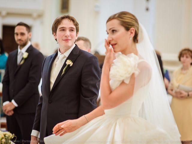 Il matrimonio di Alessandro e Eleonora a Urbino, Pesaro - Urbino 50