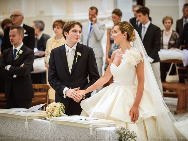 Il matrimonio di Alessandro e Eleonora a Urbino, Pesaro - Urbino 52