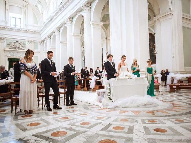 Il matrimonio di Alessandro e Eleonora a Urbino, Pesaro - Urbino 54