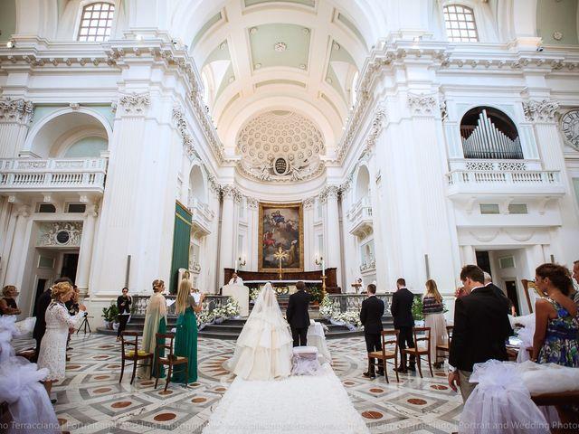 Il matrimonio di Alessandro e Eleonora a Urbino, Pesaro - Urbino 55