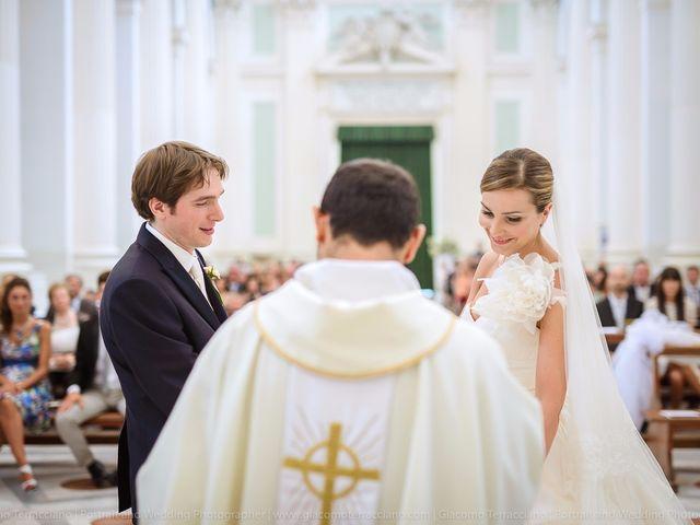 Il matrimonio di Alessandro e Eleonora a Urbino, Pesaro - Urbino 56