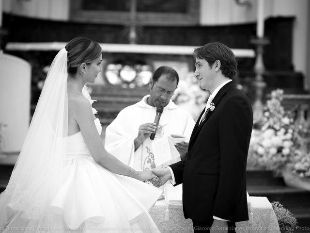Il matrimonio di Alessandro e Eleonora a Urbino, Pesaro - Urbino 58