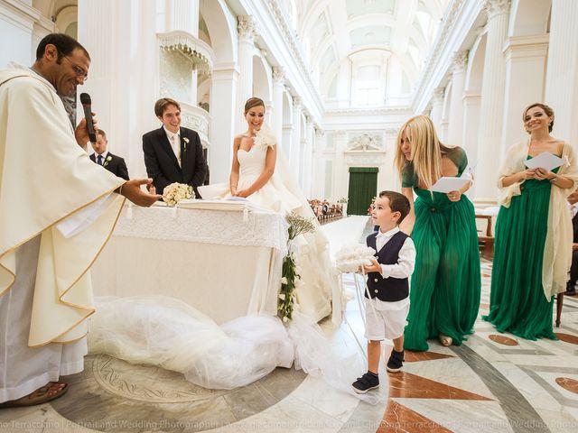Il matrimonio di Alessandro e Eleonora a Urbino, Pesaro - Urbino 62