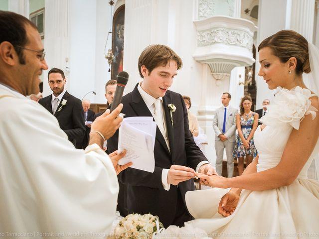 Il matrimonio di Alessandro e Eleonora a Urbino, Pesaro - Urbino 63