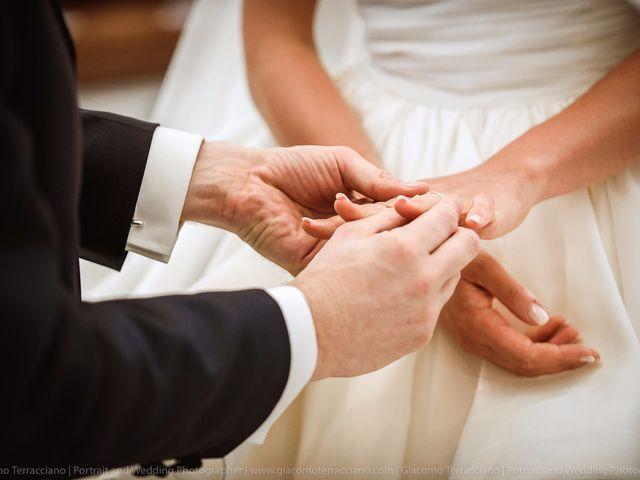 Il matrimonio di Alessandro e Eleonora a Urbino, Pesaro - Urbino 64