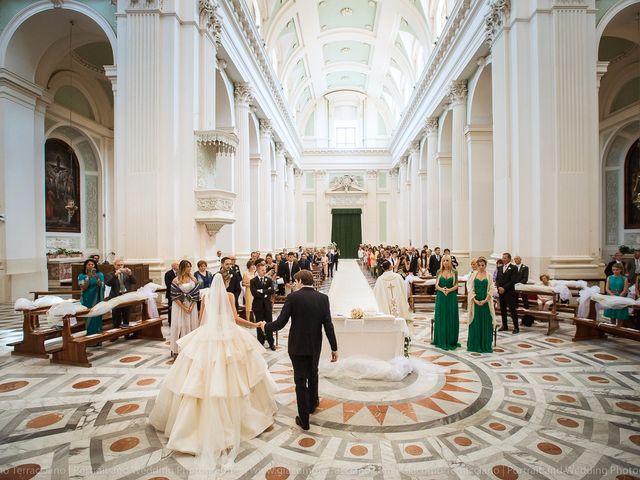 Il matrimonio di Alessandro e Eleonora a Urbino, Pesaro - Urbino 67