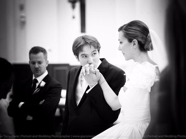 Il matrimonio di Alessandro e Eleonora a Urbino, Pesaro - Urbino 72