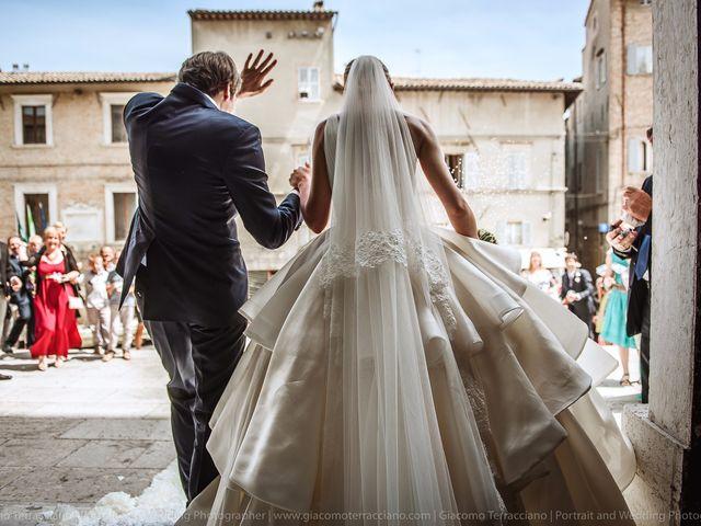 Il matrimonio di Alessandro e Eleonora a Urbino, Pesaro - Urbino 73