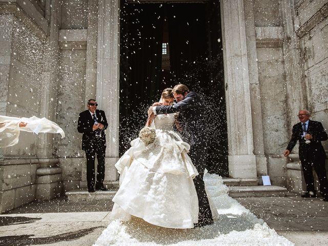 Il matrimonio di Alessandro e Eleonora a Urbino, Pesaro - Urbino 74