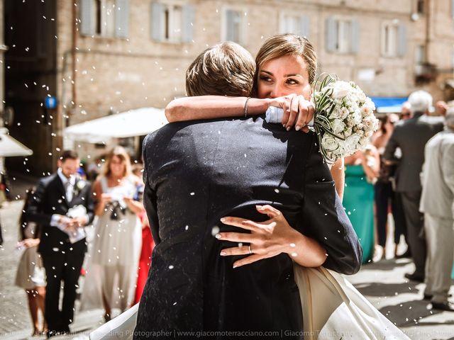 Il matrimonio di Alessandro e Eleonora a Urbino, Pesaro - Urbino 75
