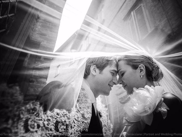 Il matrimonio di Alessandro e Eleonora a Urbino, Pesaro - Urbino 79