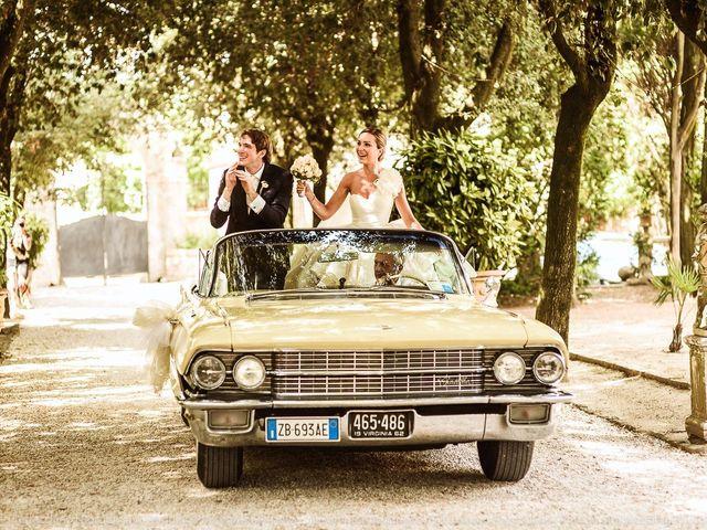 Il matrimonio di Alessandro e Eleonora a Urbino, Pesaro - Urbino 83