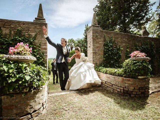 Il matrimonio di Alessandro e Eleonora a Urbino, Pesaro - Urbino 84
