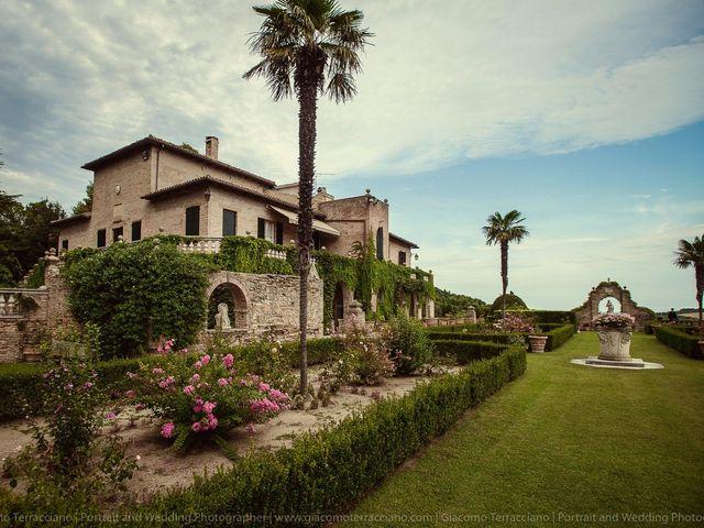 Il matrimonio di Alessandro e Eleonora a Urbino, Pesaro - Urbino 92