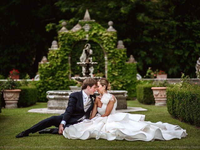Il matrimonio di Alessandro e Eleonora a Urbino, Pesaro - Urbino 95