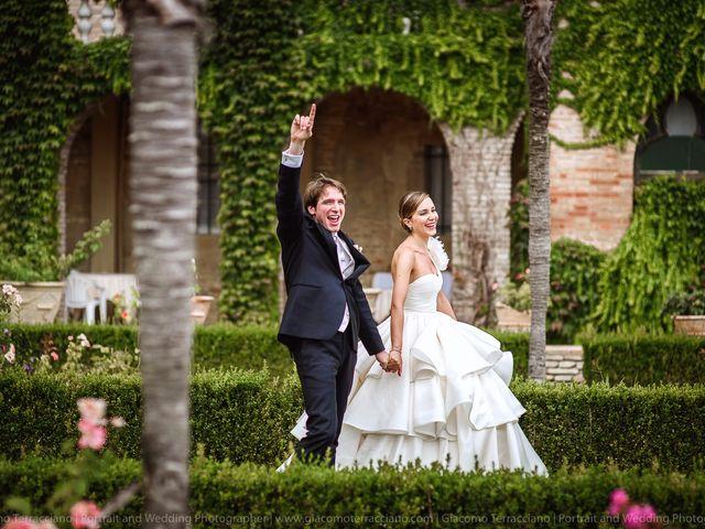 Il matrimonio di Alessandro e Eleonora a Urbino, Pesaro - Urbino 96