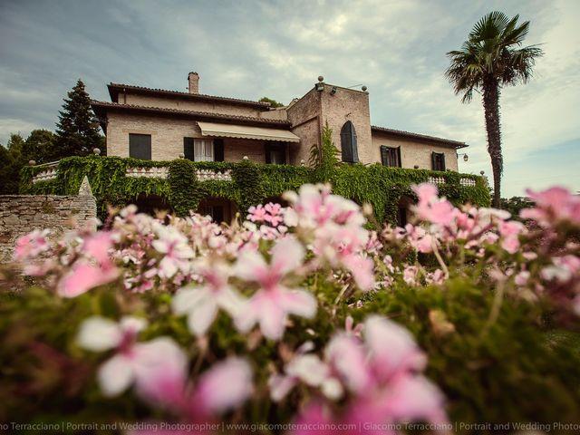 Il matrimonio di Alessandro e Eleonora a Urbino, Pesaro - Urbino 97
