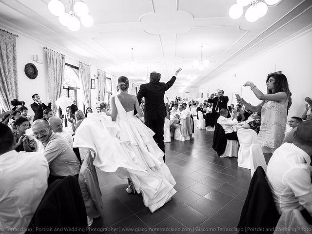 Il matrimonio di Alessandro e Eleonora a Urbino, Pesaro - Urbino 100