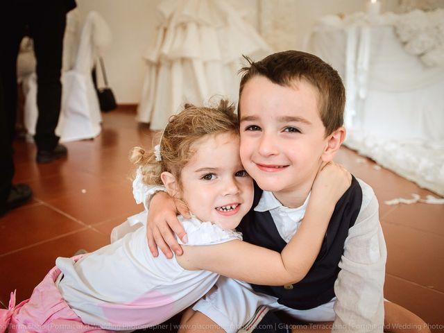 Il matrimonio di Alessandro e Eleonora a Urbino, Pesaro - Urbino 105