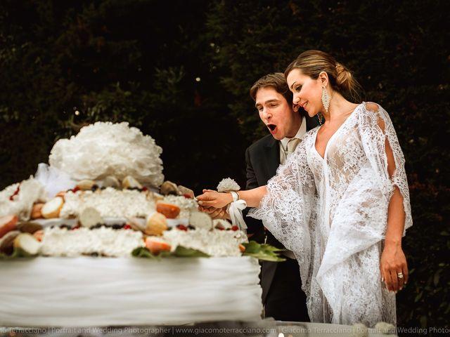 Il matrimonio di Alessandro e Eleonora a Urbino, Pesaro - Urbino 110