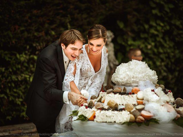 Il matrimonio di Alessandro e Eleonora a Urbino, Pesaro - Urbino 111