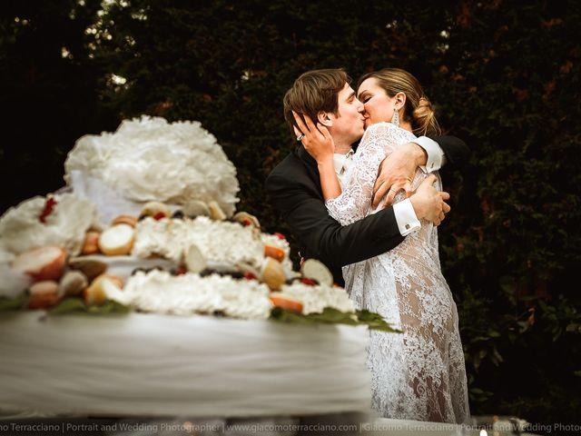 Il matrimonio di Alessandro e Eleonora a Urbino, Pesaro - Urbino 112