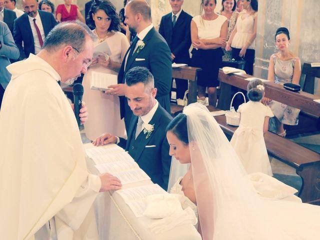 Il matrimonio di Fiorella e Lino a Spigno Saturnia, Latina 3
