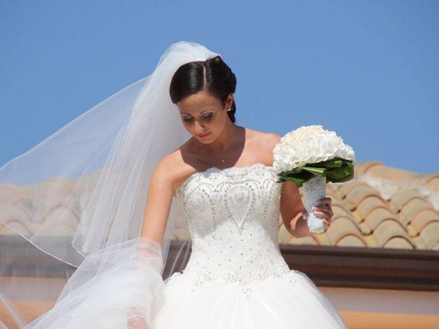 Il matrimonio di Fiorella e Lino a Spigno Saturnia, Latina 4