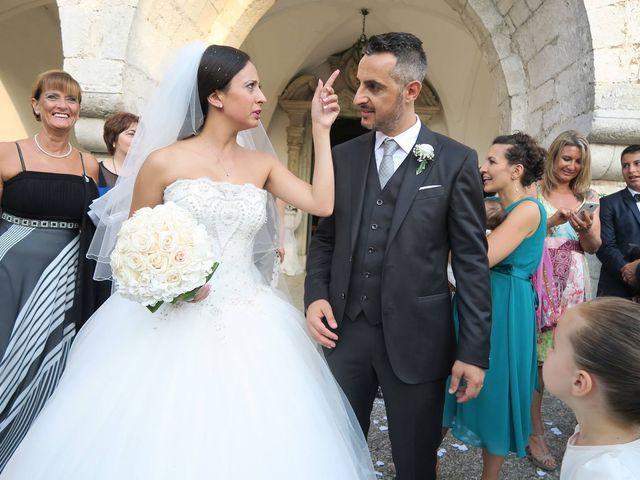 Il matrimonio di Fiorella e Lino a Spigno Saturnia, Latina 7